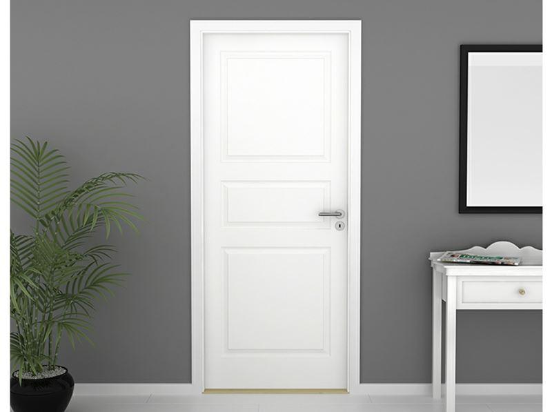 Pæn Finland Kompakt/Massiv dør - Safco Doors GS75